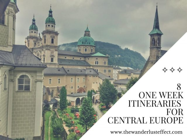 DESTINATION INSPIRATION: 8 Weeklong Itineraries for Central Europe