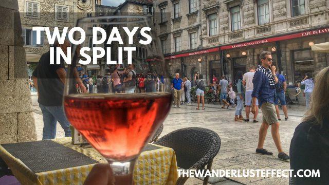 Exploring Croatia: Two Days in Split