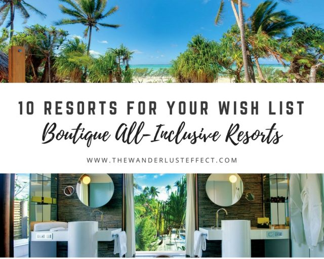 The Brando ✧ Boutique All-Inclusives for Your Wishlist