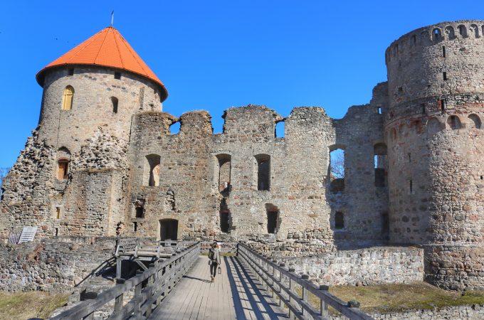 Cesis Castle, Latvia: 3 Days in Riga