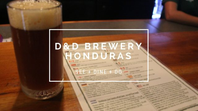HOTEL INSIDER: A Stay at D&D Brewery, Honduras