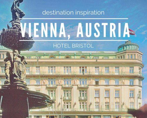 HOTEL INSIDER: A Stay at Hotel Bristol, Vienna