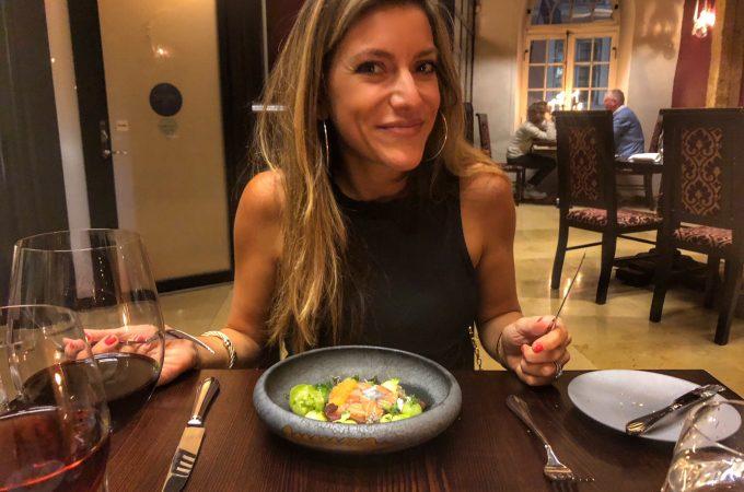 Dining in Tallinn