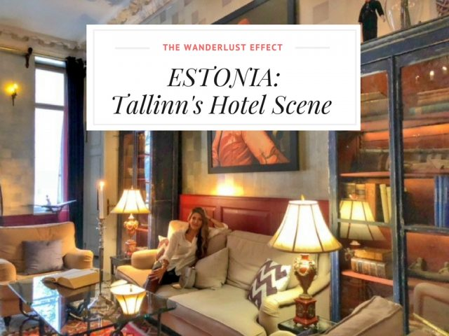 ESTONIA: Tallinn's Hotel Scene