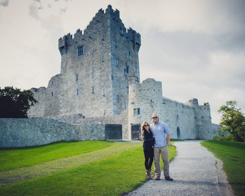 Ross Castle, Ireland