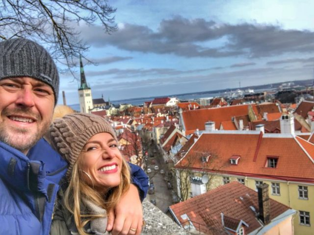 In Tallinn, Easter 2018