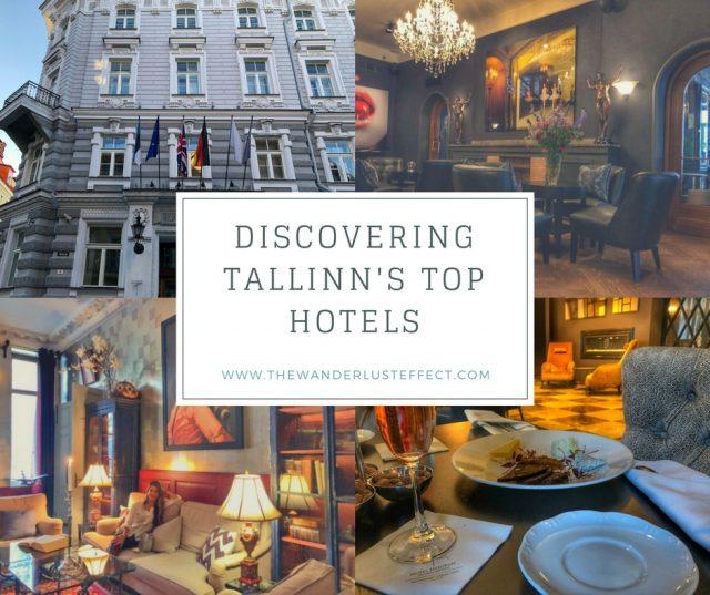 Tallinn Hotel Round-Up