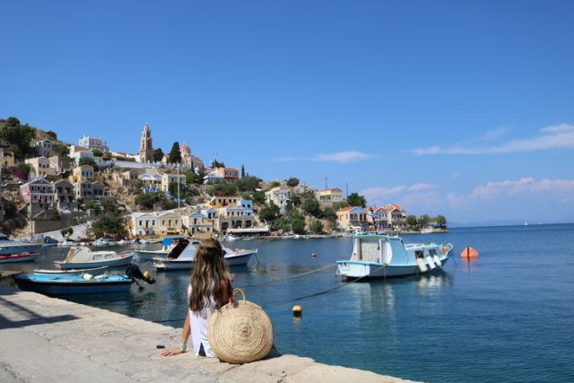 Two Days in Symi, Greece