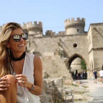 Exploring Rhodes Old Town
