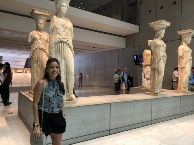 Visiting the Acropolis Museum