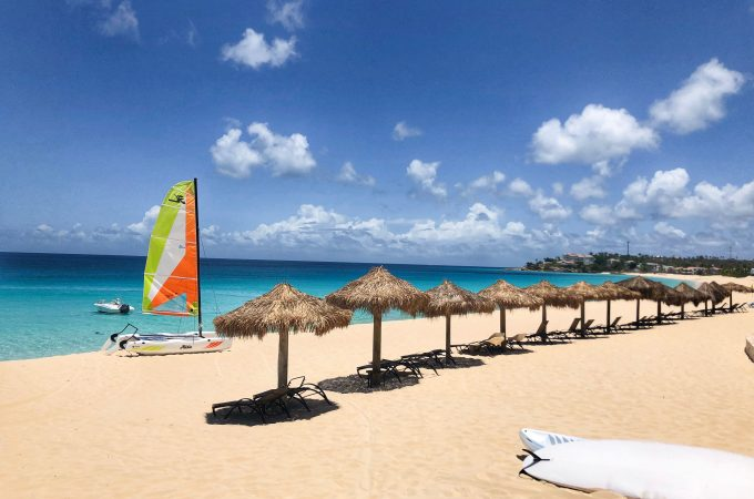 Frangipani Beach Resort, One Week in Anguilla
