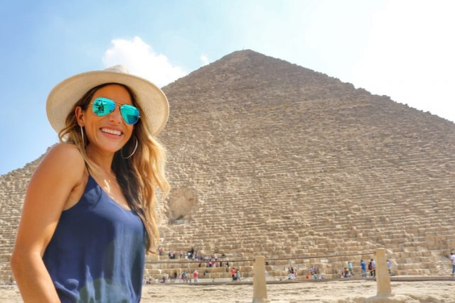 Egyptian Pyramids: Pyramid of Giza