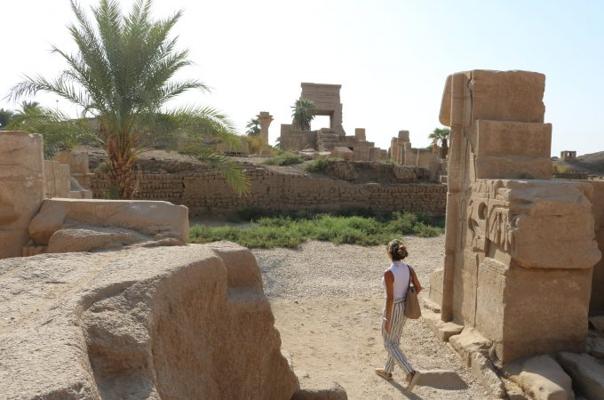 Temples in Luxor