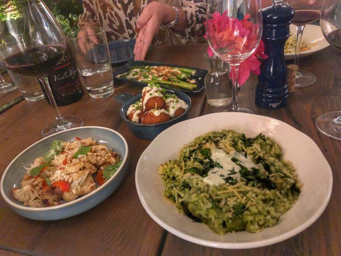 Dining in Anguilla: Blanchard's Restaurant
