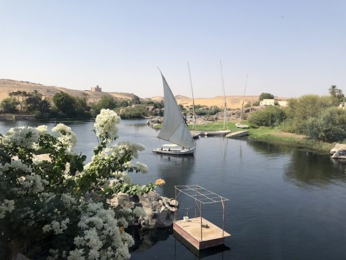 Sightseeing in Aswan, Egypt