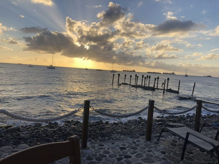 Two days in Statia