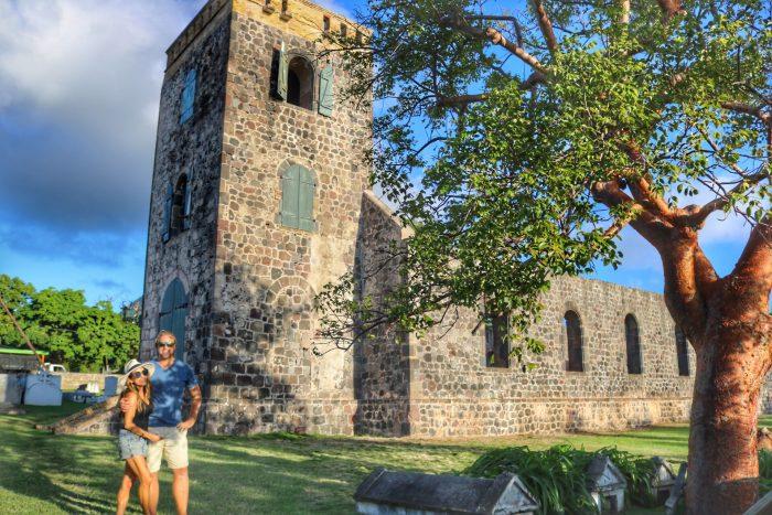 Dutch REformed Church, Two Days in Statia