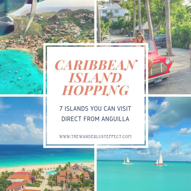 Island Hopping from Anguilla