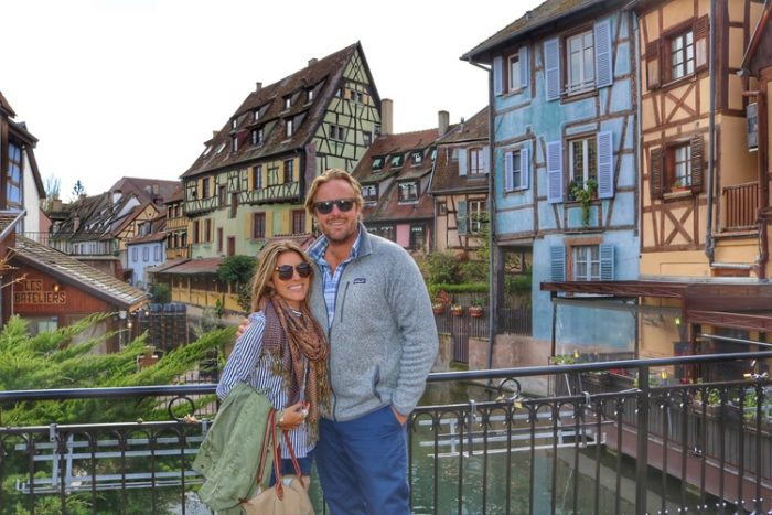Visiting Alsace: Colmar, France