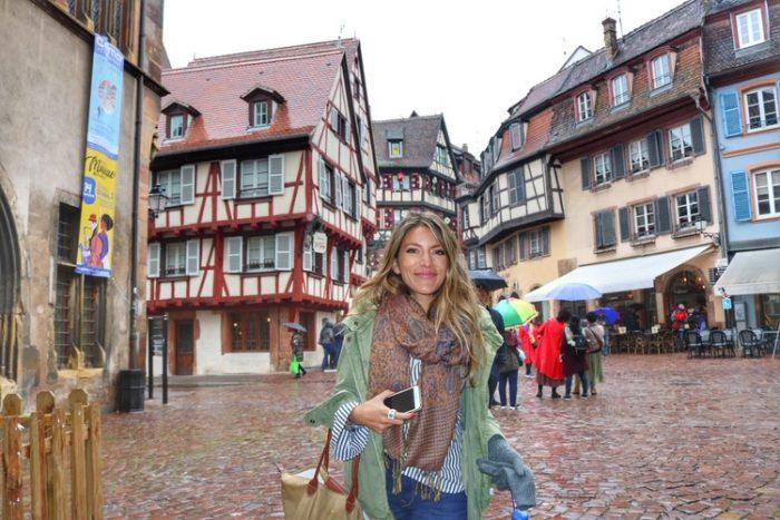 Visiting Alsace: Colmar, France