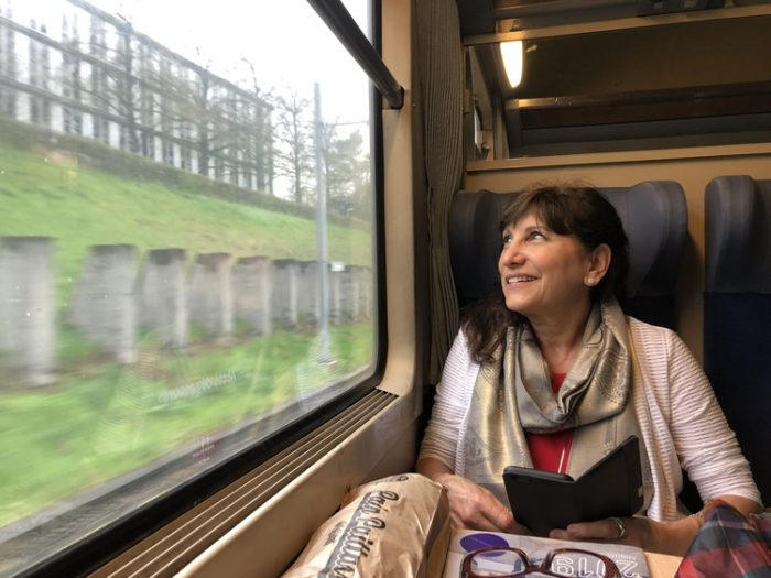 Colmar to Basel by Train