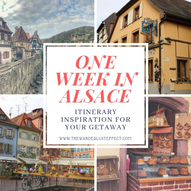 One Week in Alsace