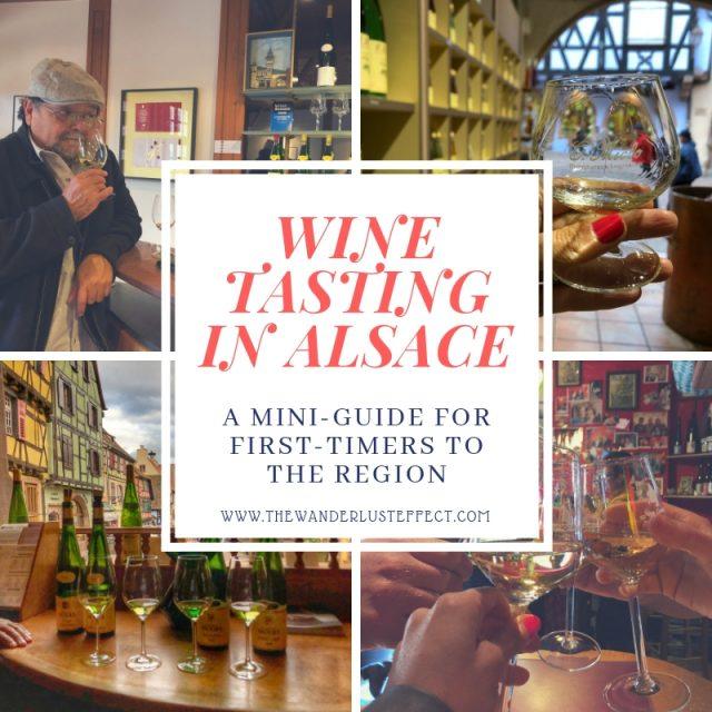 Wine Tasting in Alsace