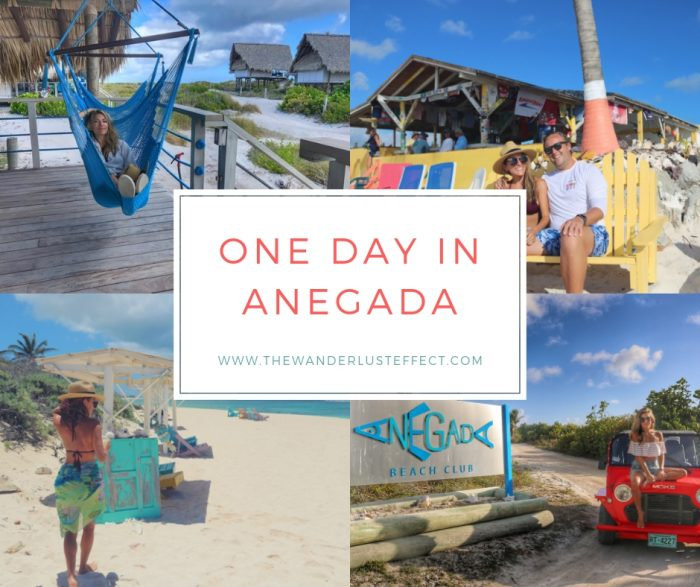 One Day in Anegada