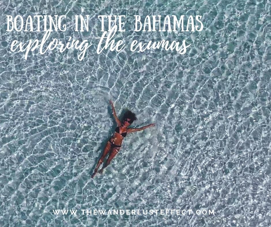 Sandy Cay by Boat, the Exumas