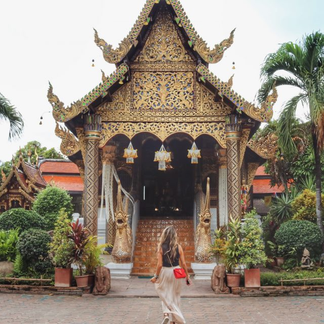 Three Days in Chiang Mai