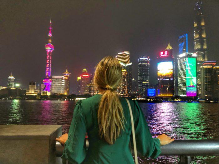 China's Visa Free Transit Program