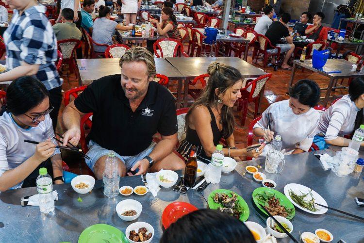 Exploring Saigon's Food Scene by Motorbike with XO Tours