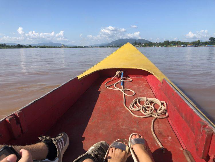 Mekong River, Golden Triangle
