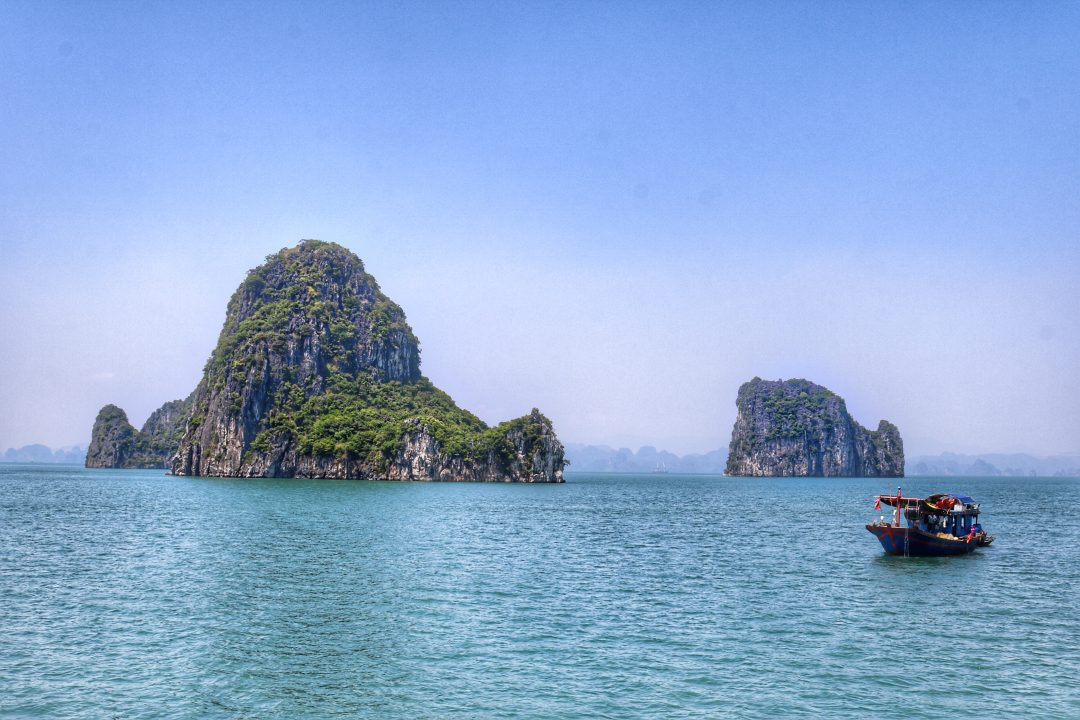 Bai Tu Long Bay with Indochina Junk
