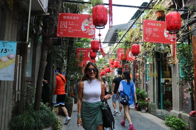China's Visa-Free Transit Program