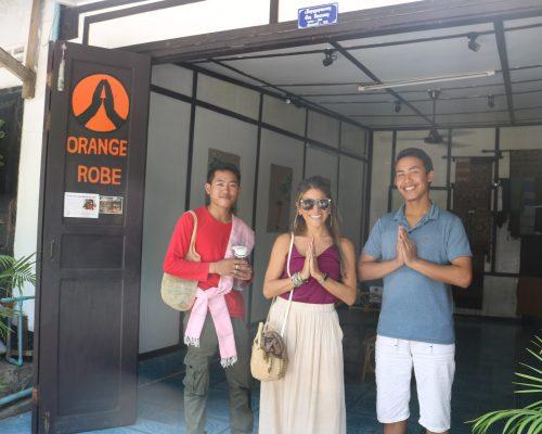 Orange Robe Tours