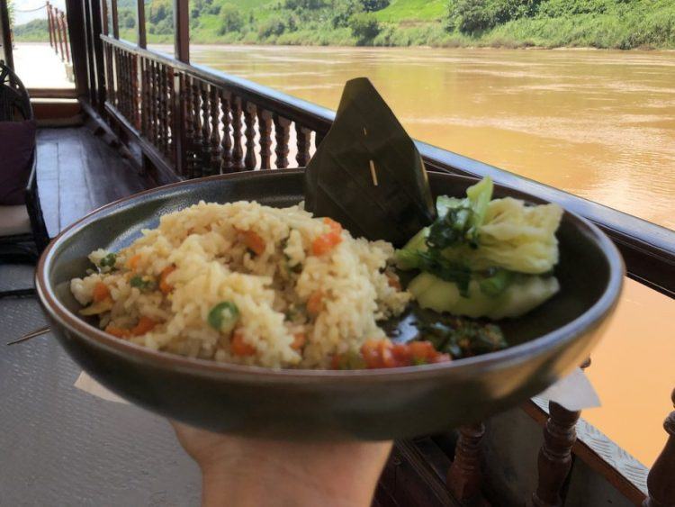 Cruising to Laos Aboard the Luang Say