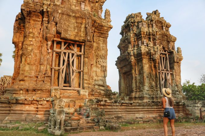 4 Days in Siem Reap