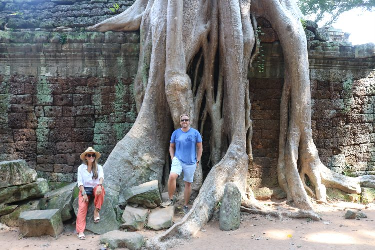 Ta Prohm, Temples in Siem Reap