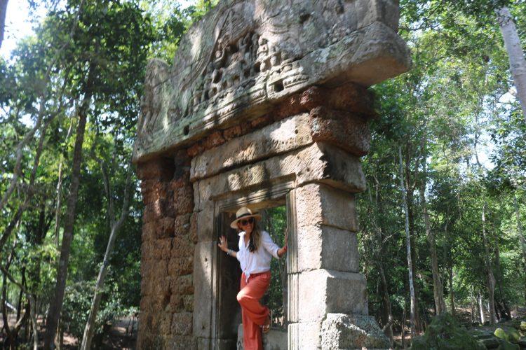 Ta Nei, Temples in Siem Reap