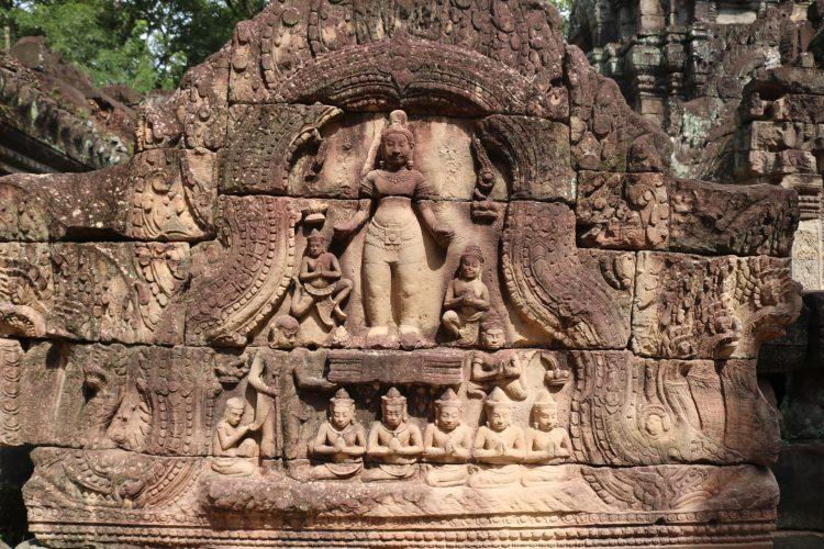 Banteay Srei, Temples in Siem Reap