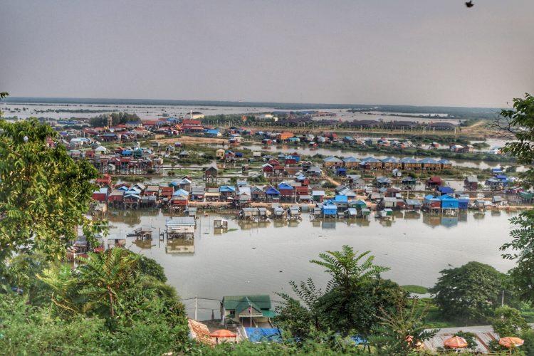 Siem Reap Floating Village, Jaya House Tour