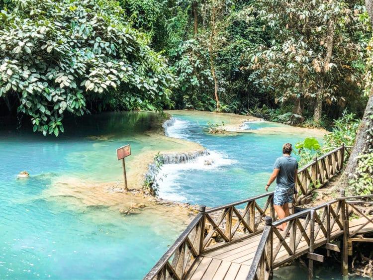 Kuang Si Falls, 3 Days in Luang Prabang