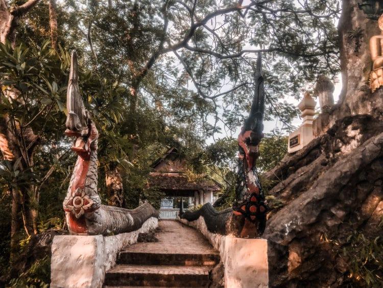 3 Days in Luang Prabang, Phousi Hill