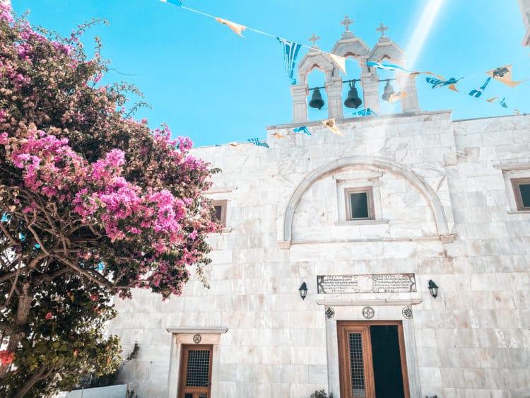 ATV Tour of Mykonos, Ano Mera