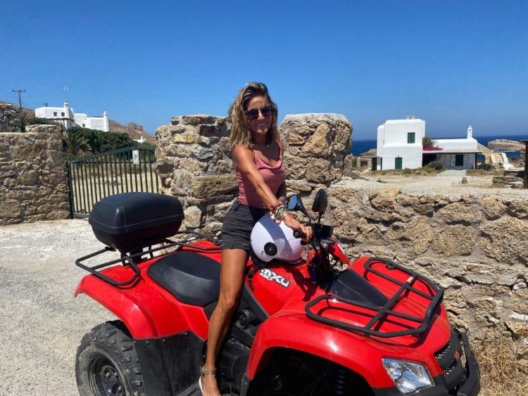 ATV Tour of Mykonos