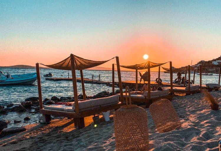 ATV Tour of Mykonos, Hippie Fish