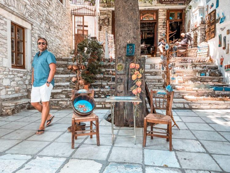 Apiranthos, Things to Do in Naxos