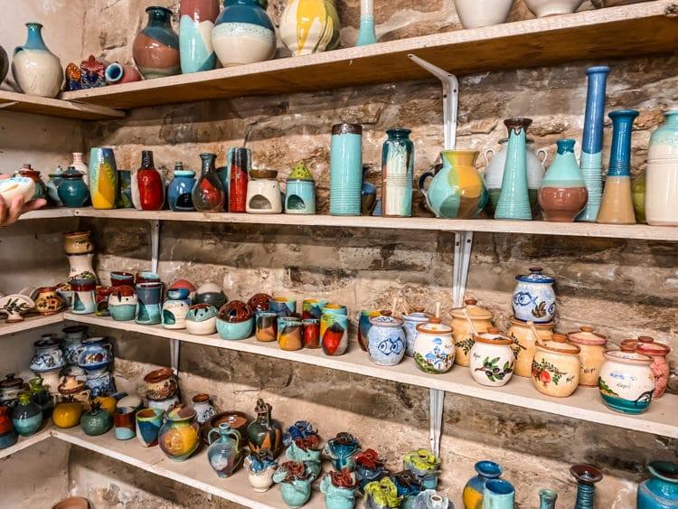 Damalas Pottery