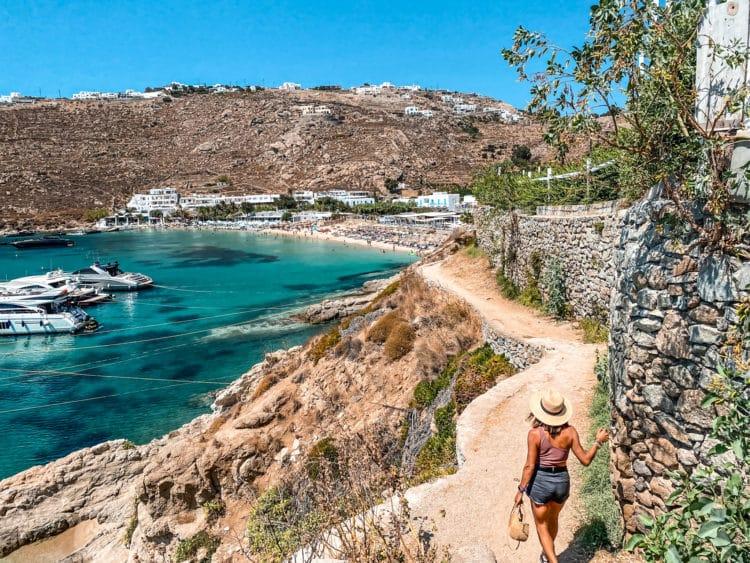 4 Days in Mykonos